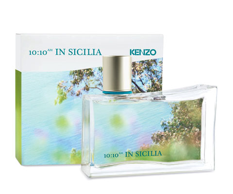 10:10 am in Sicilia by Kenzo 1.7 oz EDT for women