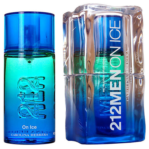 212 Men On Ice by Carolina Herrera 3.4 oz EDT for Men