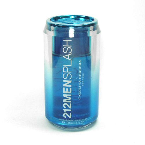 212 Men Splash 2008 by Carolina Herrera 3.4 oz EDT for men