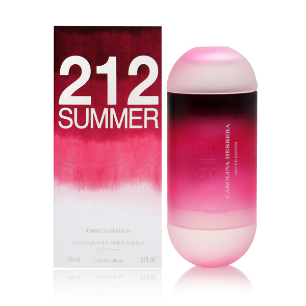 212 Summer by Carolina Herrera 2 oz EDT for women