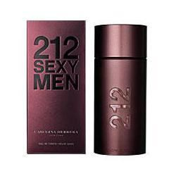 212 Sexy by Carolina Herrera 3.4 oz EDT for Men