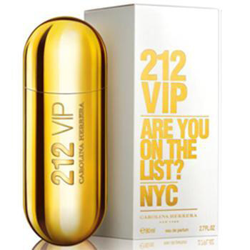 212 VIP by Carolina Herrera 2.7 oz EDP for women