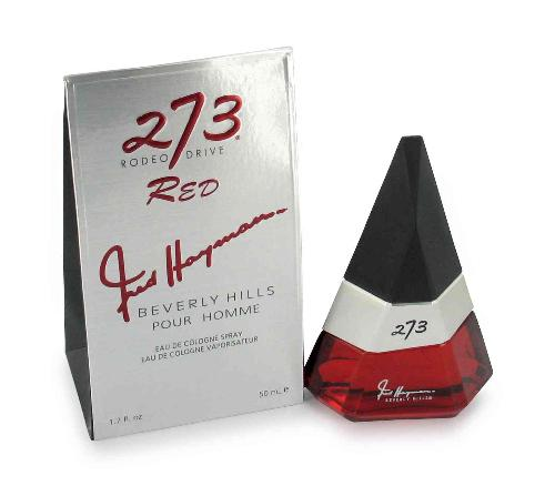 273 Red by Fred Hayman 1.7 oz EDC for Men