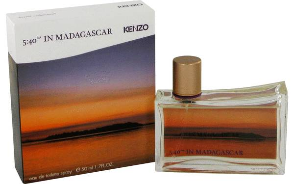 5:40 pm in Madagascar by Kenzo 1.7 oz EDT for women