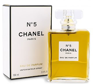 chanel no 5 by chanel 3 4 oz edp for women om fragrances. Black Bedroom Furniture Sets. Home Design Ideas
