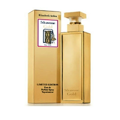 5th Avenue Gold By Elizabeth Arden 4.2 oz EDP for women