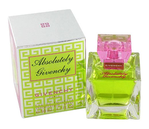 Absolutely Givenchy by Givenchy 1.7 oz EDT for women