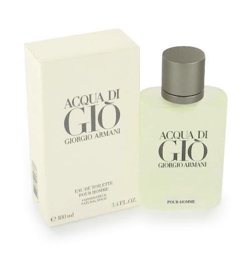 Acqua Di Gio by Giorgio Armani 6.7 oz EDT for Men