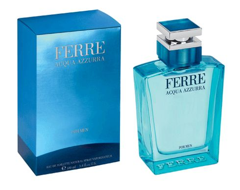 Acqua Azzurra by Gianfranco Ferre 3.4 oz EDT for men