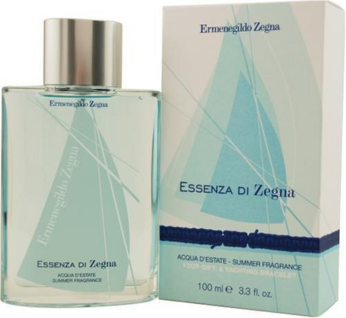Acqua D'Estate 2007 Essenza di Zegna Summer 3.4 oz EDT for men