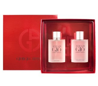 Acqua Di Gio by Giorgio Armani 2 Pc Gift Set for men