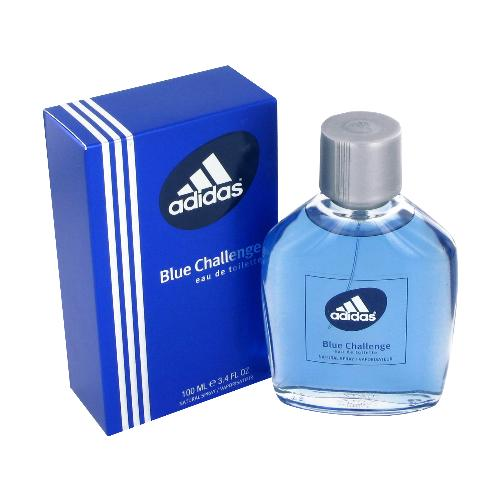 Adidas Blue Challenge 3.4 oz EDT for Men