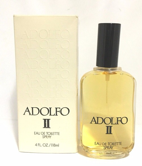 Adolfo II by Frances Denney 4 oz EDT for women