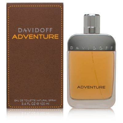 Adventure By Davidoff 3.4 oz EDT for men
