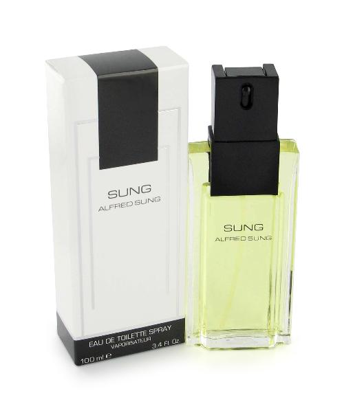 Alfred Sung 3.4 oz EDT Tester for Women