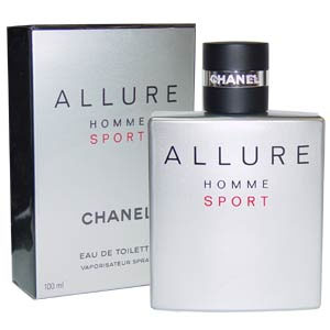 Allure Sport by Chanel 1.7 oz EDT for Men