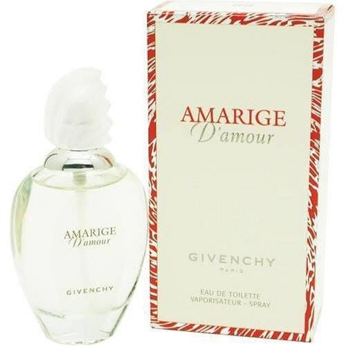 Amarige D'amour by Givenchy 1 oz EDT for Women