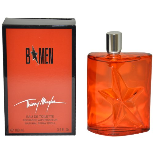 Angel B Men by Thierry Mugler 3.4 oz EDT Refill for Men