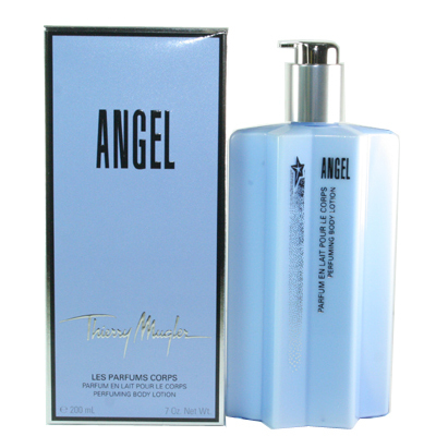 Angel by Thierry Mugler 7oz / 200ml Perfuming Body Lotion