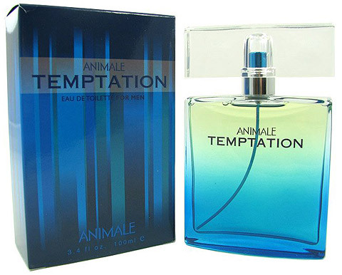 Animale Temptation by Animale 3.4 oz EDT for men