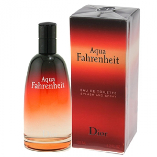 Aqua Fahrenheit by Christian Dior 4.2 oz EDT for men