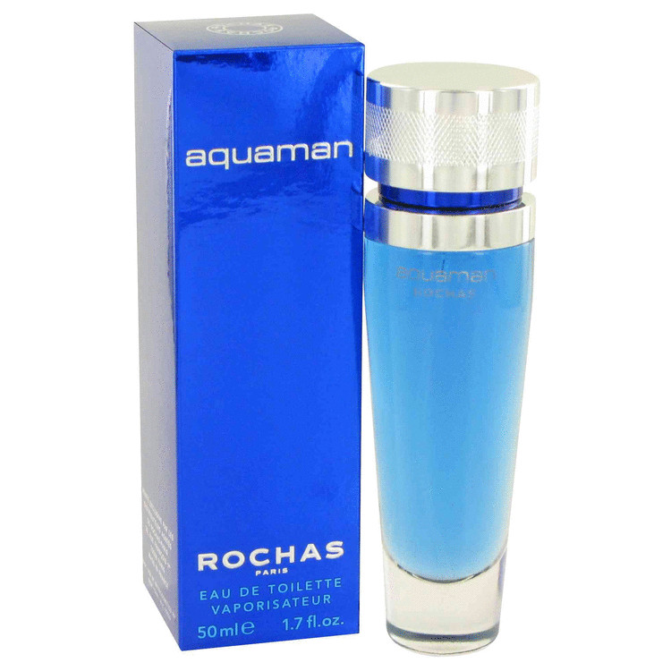 Aquaman by Rochas 1.7 oz EDT for men