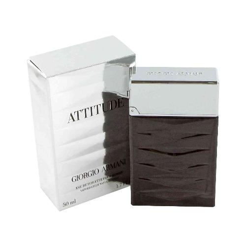 Armani Attitude by Giorgio Armani 2.5 oz EDT for Men