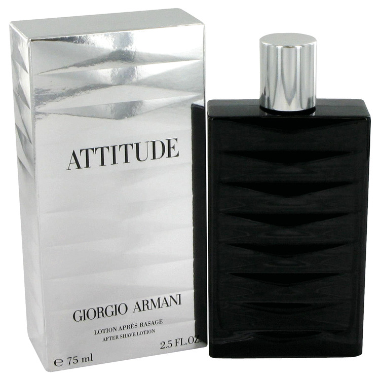 Armani Attitude by Giorgio Armani 2.5 oz After Shave Lotion