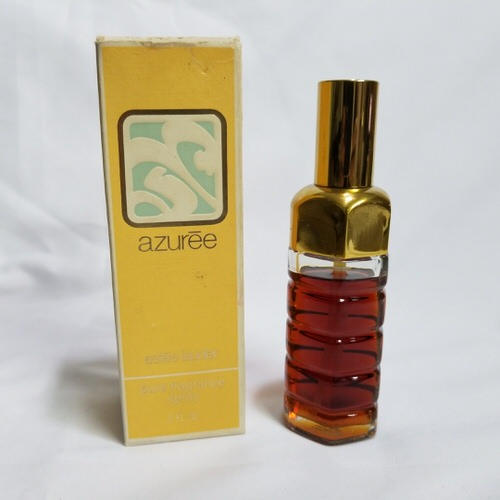 Azuree by Estee Lauder 2 oz Pure Fragrance 80% full
