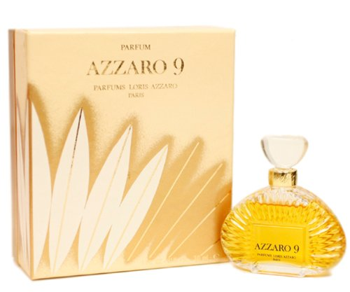 Azzaro 9 by Azzaro 0.5 oz Pure Parfum for women