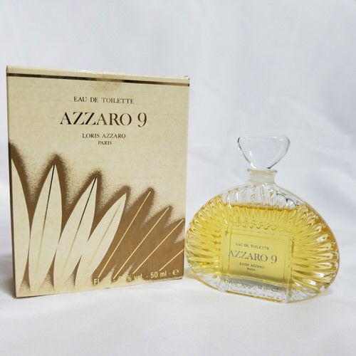 Azzaro 9 by Azzaro 1.7 oz EDT splash for women
