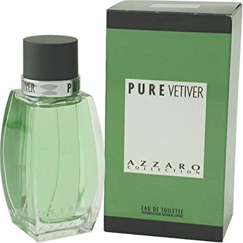 Azzaro Pure Vetiver 2.5 oz EDT for men