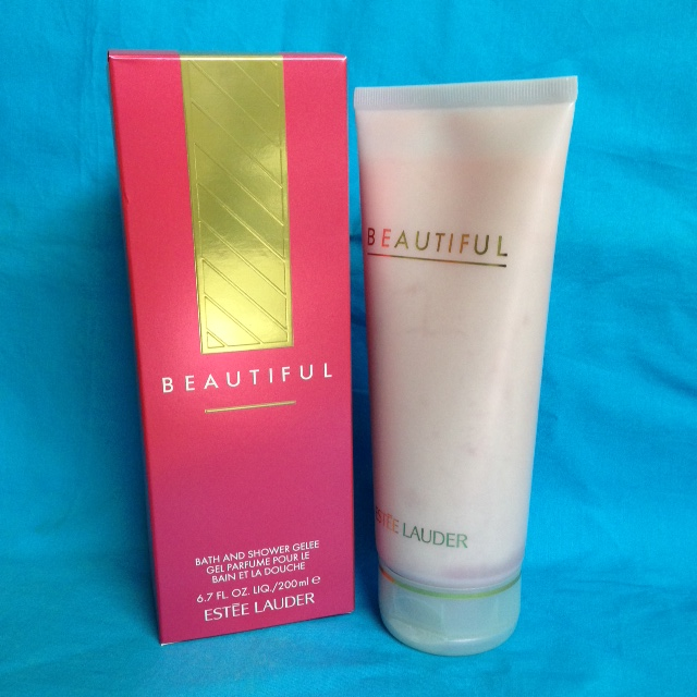 Beautiful by Estee Lauder 6.7 oz Bath and Shower Gelee