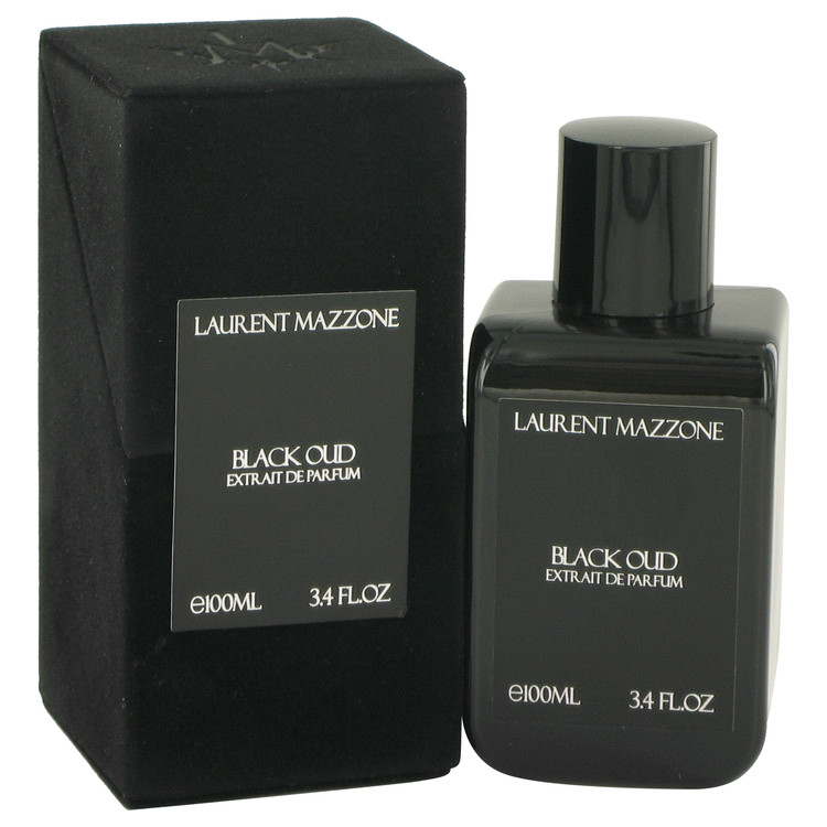 Black Oud by LM Parfums 3.4 oz Extrait De Parfum
