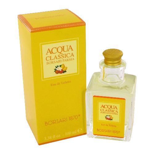 Acqua Classica by Borsari 3.4 oz EDT for Men