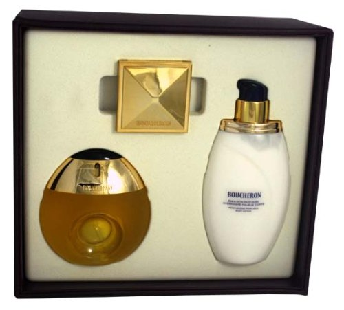 Boucheron 3 piece gift set for women