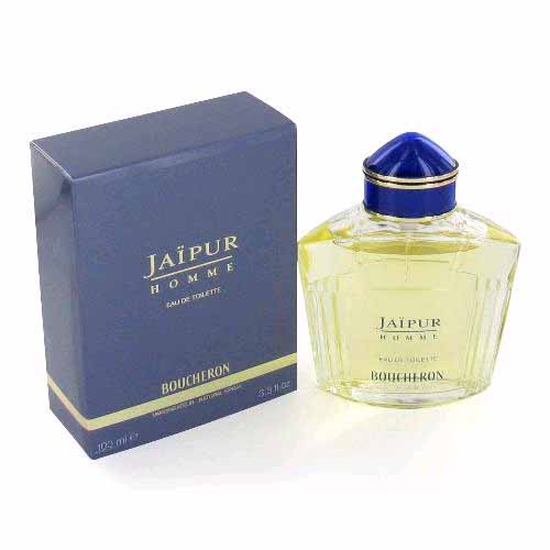 Jaipur Homme by Boucheron 3.4 oz EDT Tester for Men