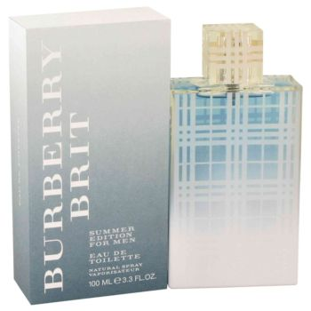 Burberry Brit Summer 2012 by Burberry 3.4 oz EDT for men
