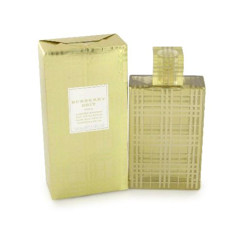 Burberry Brit Gold 3.3 oz EDP for Women