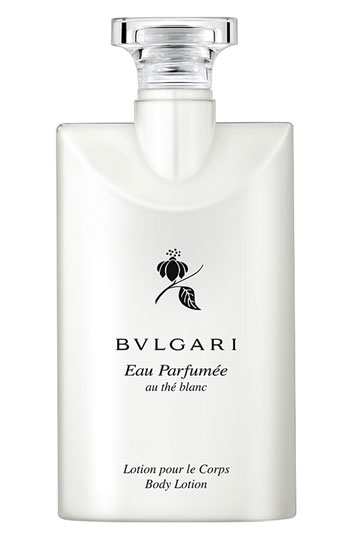 Bvlgari Eau Parfumee Au The Blanc 6.7 oz Body Lotion UNBOX