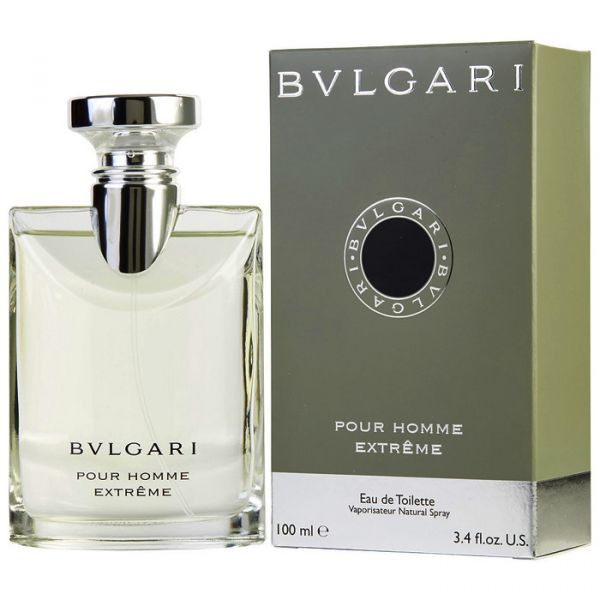 Bvlgari Extreme by Bvlgari 3.4 oz EDT for Men