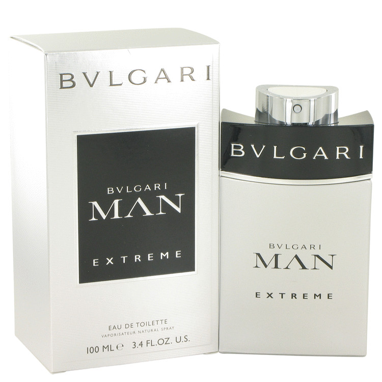 Bvlgari Man Extreme 3.4 oz EDT for men