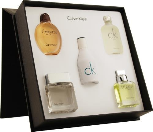 Calvin Klein Variety 5 Pc Gift Set for Men