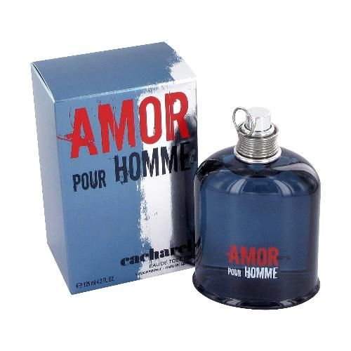 Amor Pour Homme by Cacharel 1.3 oz EDT for Men
