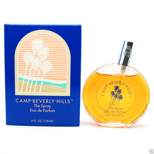 Camp Beverly Hills 4 oz EDP for women