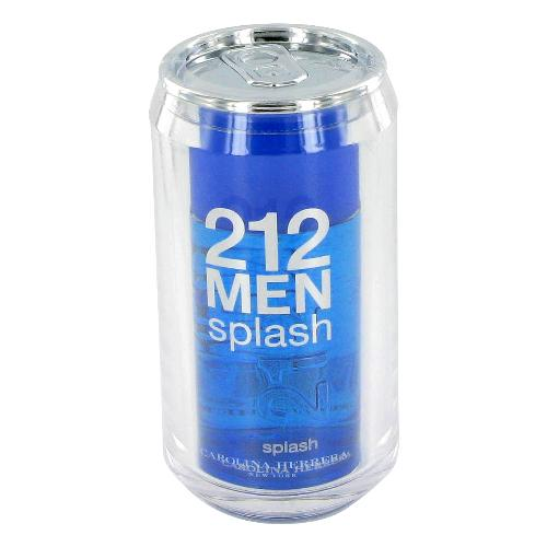 212 Splash by Carolina Herrera 3.4 oz EDT for Men