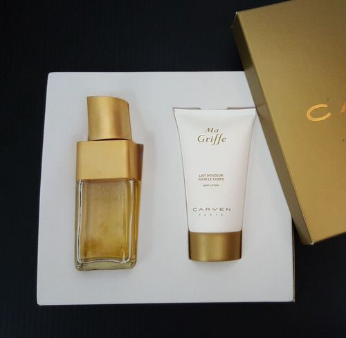 Ma Griffe Gold by Carven 2 pc Gift Set for women