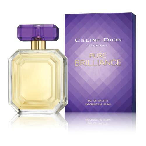 Pure Brilliance by Celine Dion 1.7 oz EDT for women