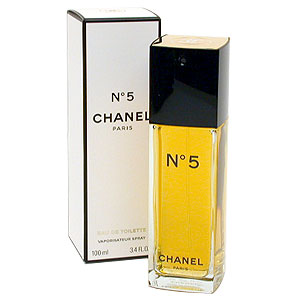 Chanel No 5 by Chanel 3.4 oz EDT Tester for Women