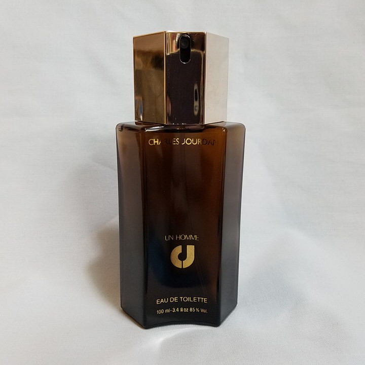 Charles Jourdan Un Homme 3.4 oz EDT tester for men